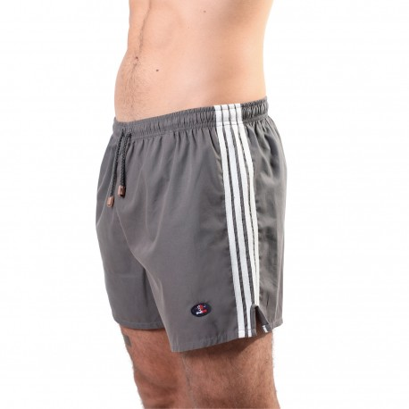 SHORT PANT WITH SIDE STRIPES, SP05