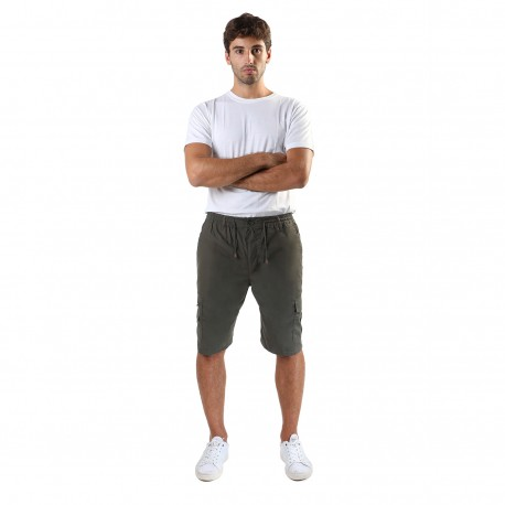 SHORT PANT WITH POCKETS, M240