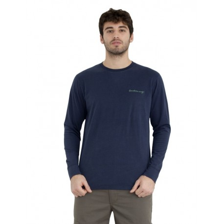 CREW NECK LONG SLEEVES WITH EMBROIDERY, CC07