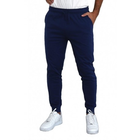 LONG PANT WITH ELASTIC AND PATCH BIG SIZE, PA204