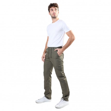 WORKER PANT WITH POCKETS, M212