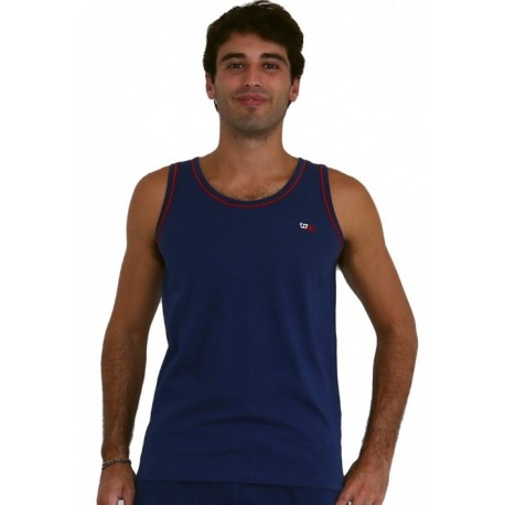 VEST WITH PIPING & EMBROIDERY, SH35