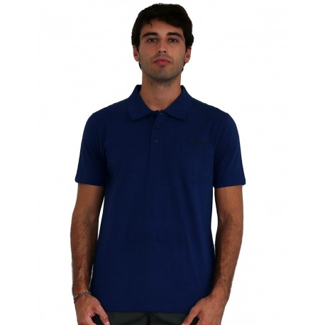 POLO JERSEY WITH POCKET AND EMBROIDERY, SH79